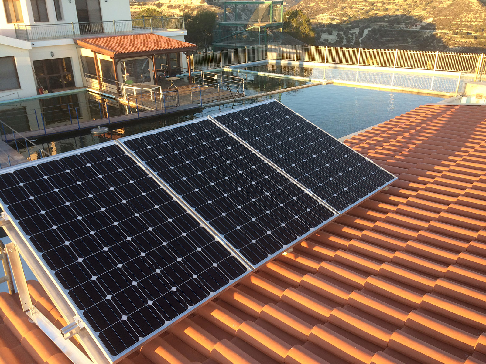 Swimming Pool - Suxeed Solar - Solar Energy Systems Cyprus